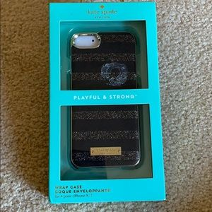 Kate Spade Saffiano leather case for iPhone 8/7